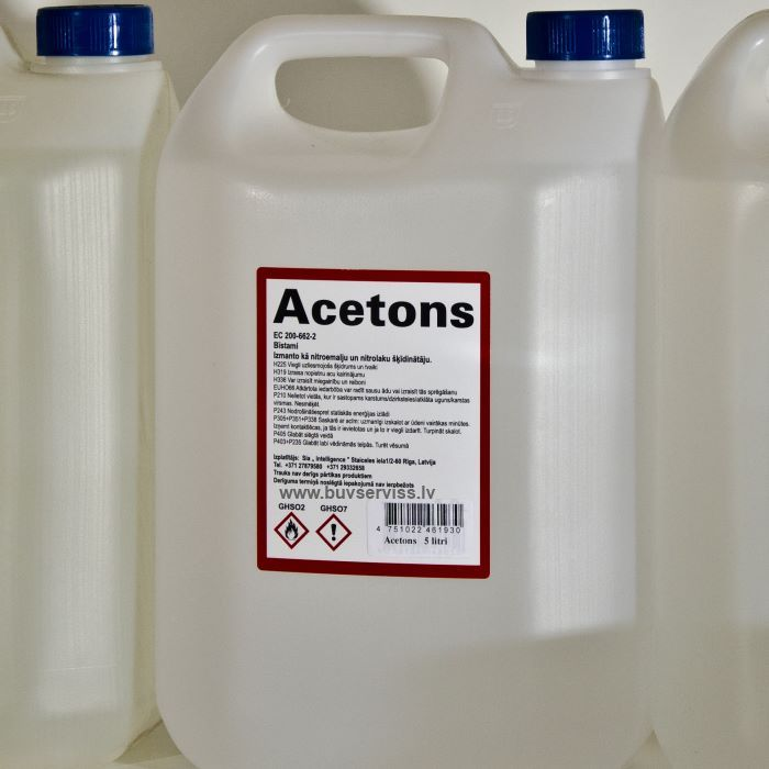 Acetons