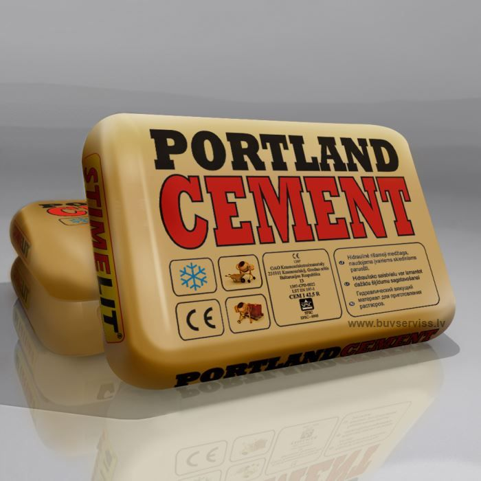 Portland cements CEM I/42,5R